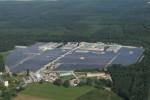 Baumaßnahme Solarpark Tautenhain